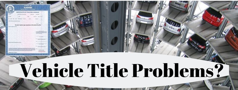 how to get an abandoned vehicle title in alabama